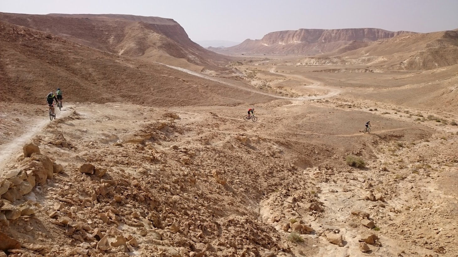 קרוס ישראל בשטח